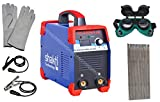 Inverter Welding Machine single phase 200 Amps. with accessories