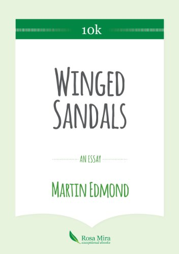 Winged Sandals (10k Book 3) (English Edition)