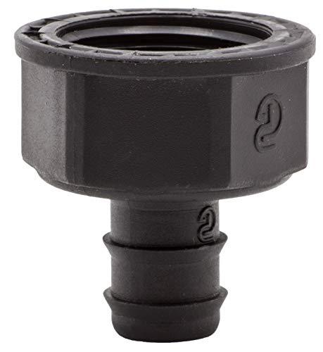 Riegolux 890068 Goteo Adaptador Grifo H. 3/4' - 12 mm