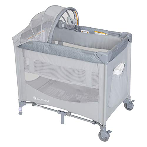Baby Trend Mini Nursery Center Playard,Glenview