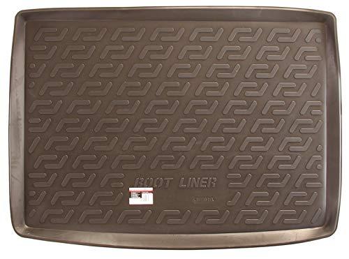 SIXTOL Auto Kofferraumschutz für den Opel Astra K Hatchback - Maßgeschneiderte antirutsch Kofferraumwanne für den sicheren Transport von Einkauf, Gepäck und Haustier