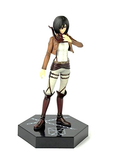 Attack on Titan Mikasa Ackerman with 3D Maneuver Gear ~7.5' Figure: Ichiban Kuji x (Last One Prize)