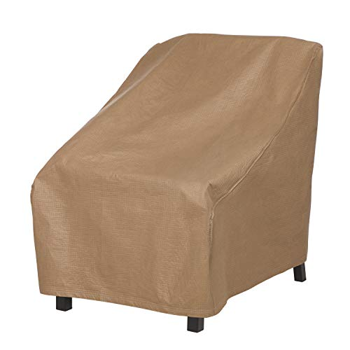 Duck Covers Essential Water-Resistant 29 Inch Patio Chair Cover
