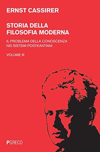 Storia della filosofia moderna: 3