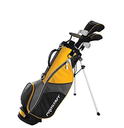 Wilson Unisex Jugend PRO STAFF JGI MD JR LH 8-11 SET Golfschläger, Mehrfarben, MLH