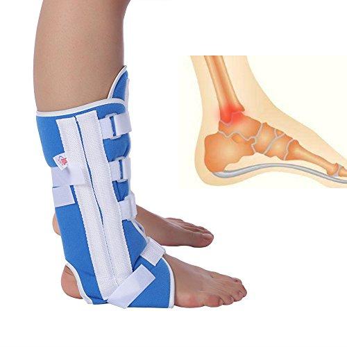 Tobillera de compresión para pies, soporte de rodilla, soporte para articulaciones de tobillo, ortopédicos, esguinces, tendinitis, espolón de talón, esguinces de pies, fútbol, voleibol, balonc