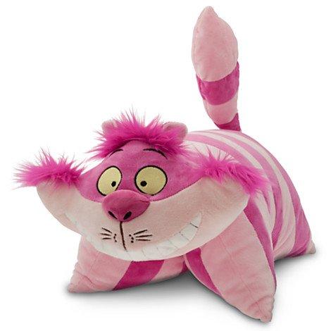 Cheshire Cat Plush Pillow