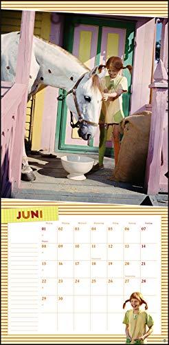 Pippi Langstrumpf Kalender 2020 - 7