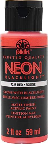 FolkArt - Vernice spray in acrilico, 2oz, colore: Rosso