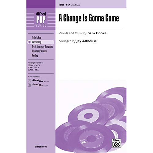 A Change Is Gonna Come - PART