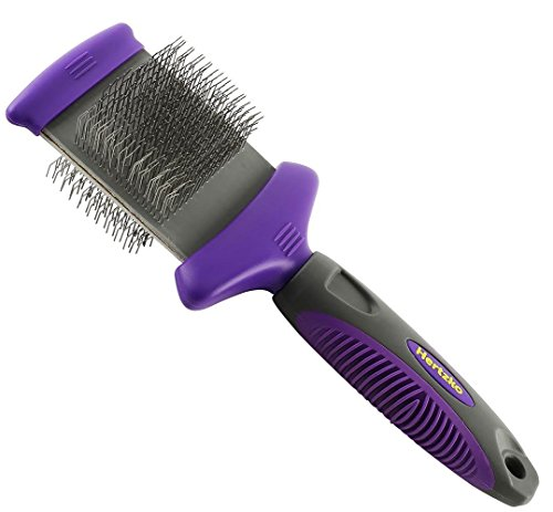 Hertzko Double Sided Slicker Brush