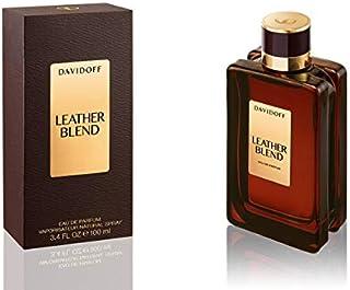 Leather Blend by Davidoff for Unisex - Eau de Parfum, 100ml