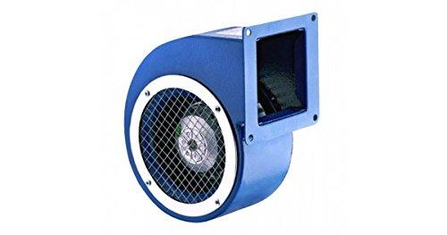 SG160E Industrie Radialgebläse 950m³Kessel Lüfter Radial Abluftgebläse Ablüfter Motor Gebläse Lüfter Metall 230 Volt Ventilator Kesselgebläse Abluft Motor Gebläse Lüfter
