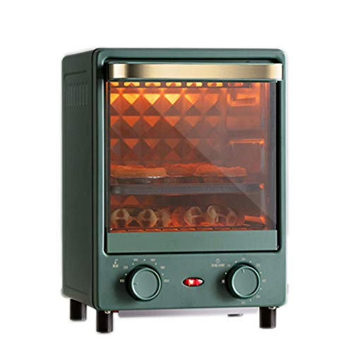 41Zys89msZL. SS500  - Oven Built In Double Oven - Stainless Steel Mini Oven Powerful Ideal for Roasting,Baking Mini Oven with Electric…