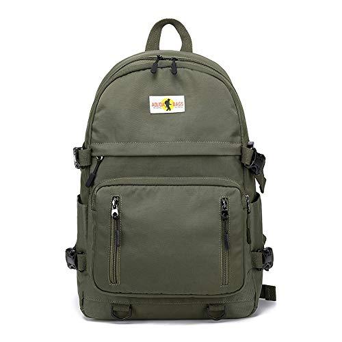 N / A JDSWLZaino Zaino da Viaggio per Esterno Zaino per Studenti Simple School Bag Zaino da Viaggio Zaino per Il Tempo Libero