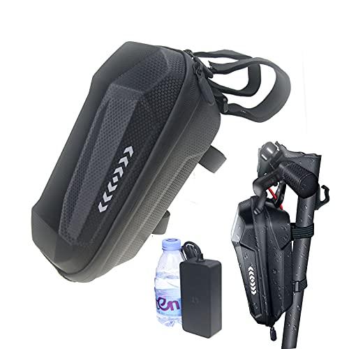 HYGJ TMOM E Scooter Bolsa para Scooter Impermeable Bolsa para Scooter para Xiaomi M365/ Segway Max G30 Bolsa de Almacenamiento