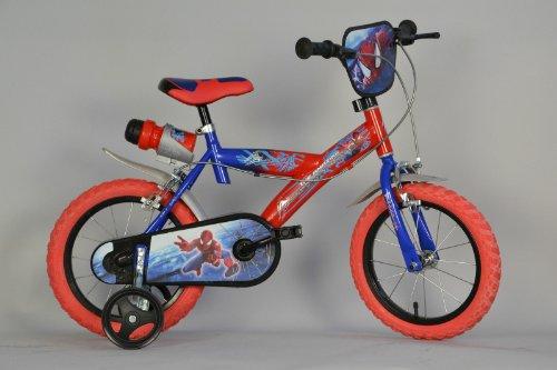 Dino Bikes - Bici Bicicletta Uomo Ragno Spiderman Movie 16' Nuovo Modello 2014