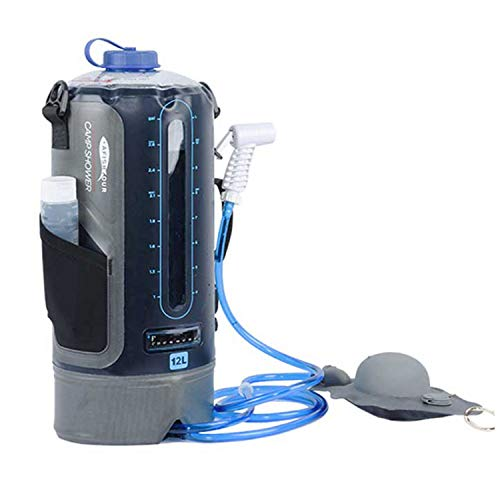 MDSTOP Camping Shower, Portable Shower for Camping,...