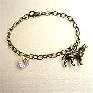 wolf bracelet twilight