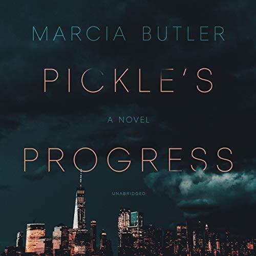 Pickle's Progress audiobook cover art