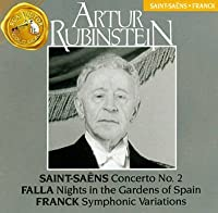 Piano Concerto 2 by Saint-Saens