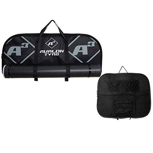 Avalon Tyro A³ - Bogentasche mit Pfeilröhre | schwarz