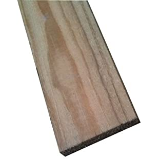 6x1 Tanalised Timber Boards 150mm x 22mm in Various Sizes Free Delivery (10, 2.4m)