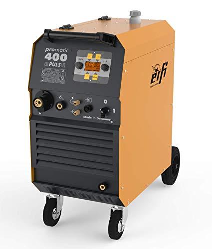ERFI Promatic 400W Multi Puls MIG MAG Schutzgas Schweißgerät - Made in Germany!