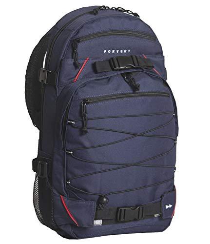 FORVERT Backpack Louis, Navy, 50.5 x 26.5 x 12 cm, 19.5 Liter, 88972