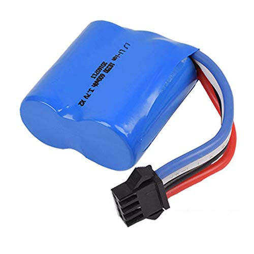 zjpvip218 7,4 V 600 mAh 15C 18350 Li-Ionen-Akku UDI001 RC-Spielzeugbatterie-1 Batterie