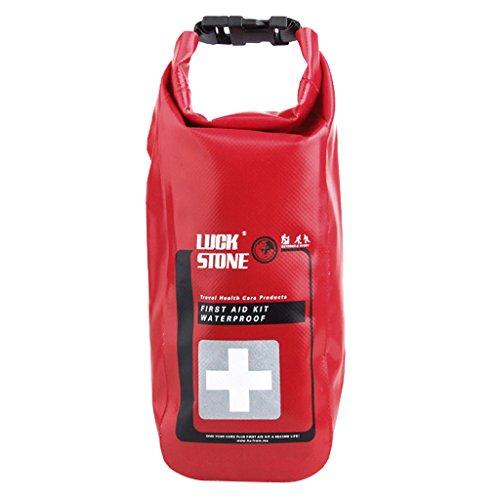 T TOOYFUL wasserdichte Notfalltasche Erste-Hilfe Tasche Beutel Stausack Packsack Trockensack 2L