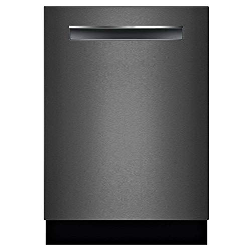 Bosch SHPM78Z55N 24' 800 Series Fully Integrated Pocket Handle Dishwasher with 16 Place Settings, Flexible 3rd Rack, InfoLight and CrystalDry (Stainless Steel)