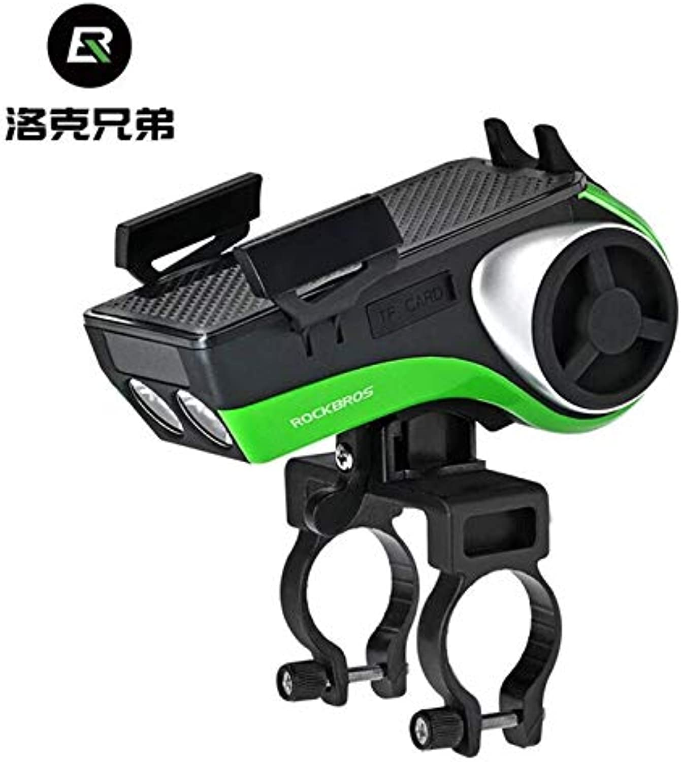 Mountain Road Bike Stereo subwoofer Stereo blueeetooth Phone Holder Riding Lights Charging Treasure Trumpet