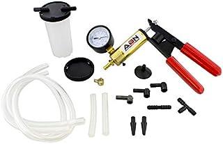 ABN Brake Bleeder Kit Universal Vacuum Pump & Brake Bleeding Tester Set for Automotive Service & Airtight Food Canning