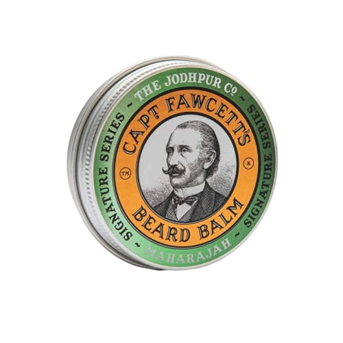 Captain Fawcett Maharajah Bartbalsam 60 ml