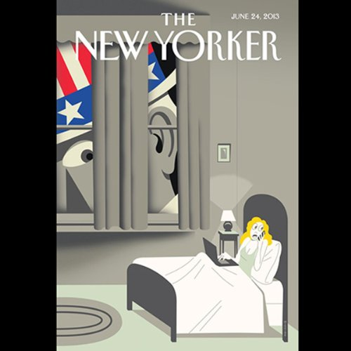 Couverture de The New Yorker, June 24th 2013 (Jerome Groopman, Larissa MacFarquhar, Malcolm Gladwell)