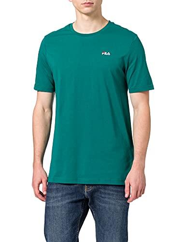 Fila Men Unwind tee Camiseta, Gris, XS para Hombre