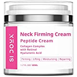 Si Doux Neck Firming Cream – Crepey Skin Treatment, Anti-Aging Tightening Lotion for Neck & Décolleté