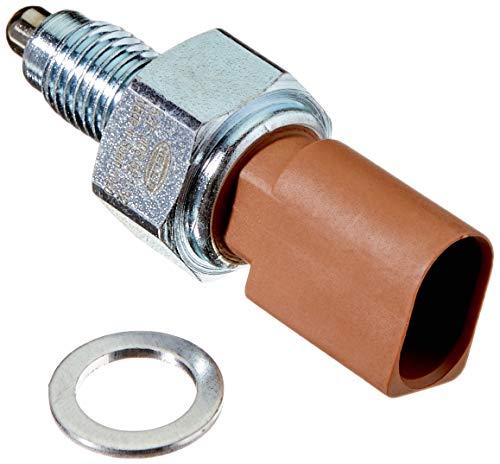 HELLA 6ZF 008 621,321 Interruptor, piloto de marcha atrás , 12V , Número de conexiones: 2 , atornillado , Contacto de cierre , eléctrico