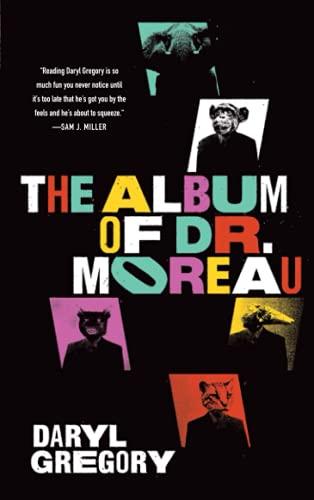 Image of Album of Dr. Moreau