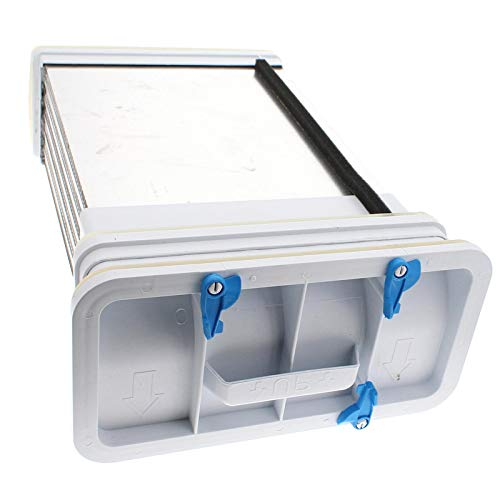 Spares2go condensador unidad para Indesit secadora