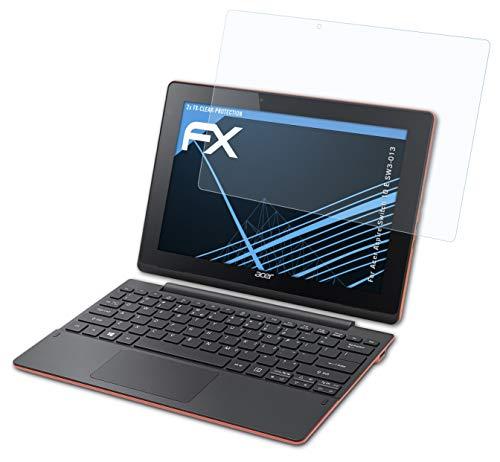atFolix Schutzfolie kompatibel mit Acer Aspire Switch 10 E SW3-013 Folie, ultraklare FX Bildschirmschutzfolie (2X)