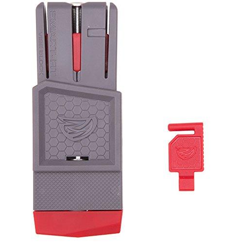 REAL AVID Smart-Fit AR15 Lower Receiver Magazine Well Vise Block - Schraubstock Support für AR15 Lower Receiver