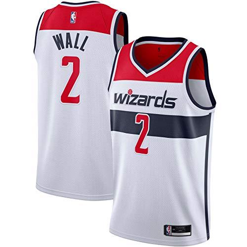 John Wall Washington Wizards #2 White Youth 8-20 Association Edition Swingman Jersey (14-16)
