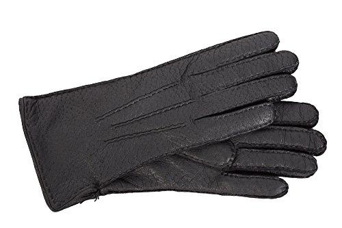 Roeckl Damen Lederhandschuhe schwarz (15) 8