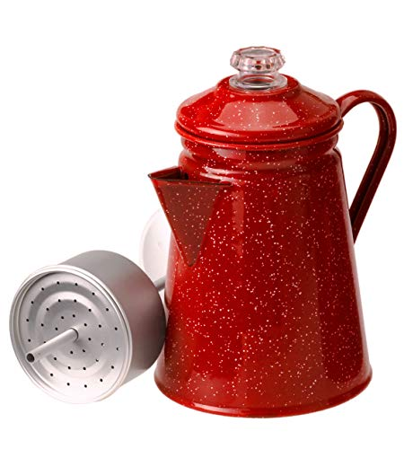 GSI Outdoors 8 Cup Percolator,...