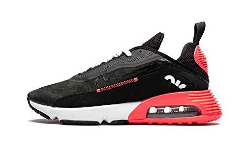 Nike - Scarpe da corsa da uomo, Infrarossi/Salvia Nero-scuro, 36 EU
