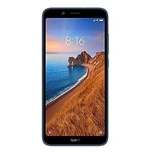"Xiaomi Redmi 7A, Smartphone 2GB 32GB 5.45"" HD Snapdragon 439 Octa Core Mobile Phone 4000mAh 13MP Camera, Wi-Fi 802.11 bgn Bluetooth 4.2, Android, Azul"