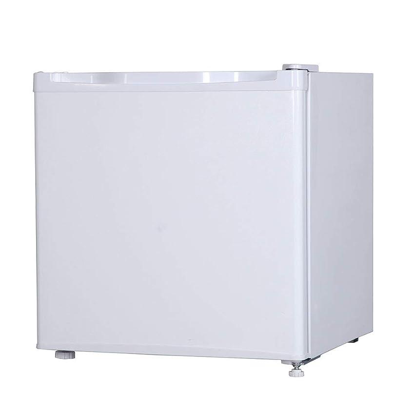 汚いブラシブラシmaxzen 小型 一人暮らし 冷蔵庫 46L 1ドアミニ冷蔵庫 左開き 右開き コンパクト 左右付け替えドア パールホワイト JR046ML01WH