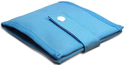 Salvabolsillos enfermera para bata o pijama azul , Elite Bags